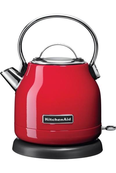 Kitchenaid 5KEK1222EER 1,25 Litre Çelik Kettle Kırmızı