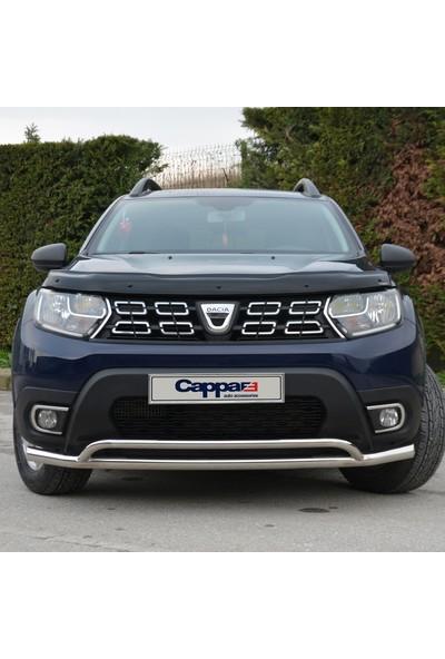 Cappafe Dacia Duster Ön Kaput Koruyucu Rüzgarlığı 2018- Yılı ve Sonrası