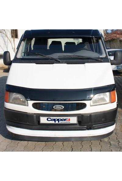 Cappafe Ford Transit Ön Kaput Koruyucu Rüzgarlığı 1993-2002 Yılı Arası