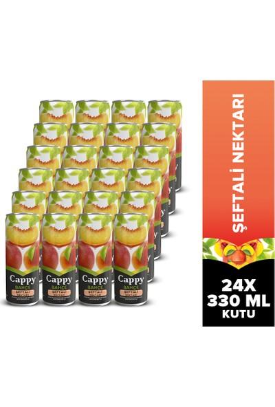 Cappy Şeftali 330 Ml, 24'lü Paket
