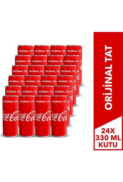 Coca-Cola 330 ml x 24 Adet