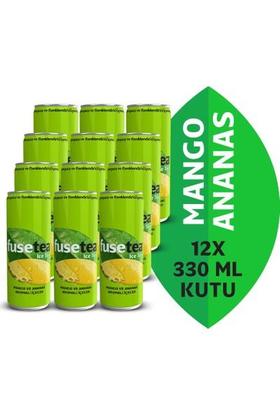 Fuse Tea Mango Ananas 330 ml