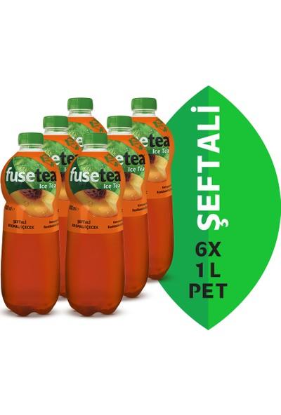 Fuse Tea Şeftali Pet 1 Lt 6'lı Paket