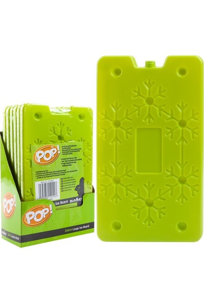 Summit Pop 350 Ml. Ice Pack Buz Kasedi