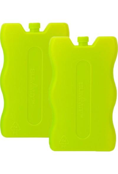 Summit 200 ml Cooler Blocks 2 Pack Buz Kaseti 2li Paket
