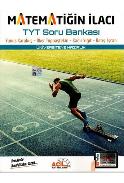 Acil Yayınları TYT Matematiğin Ilacı 1 Soru Bankası
