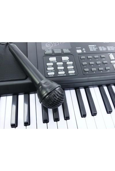 HS 61 Tuşlu Mikrofonlu Çocuk Org