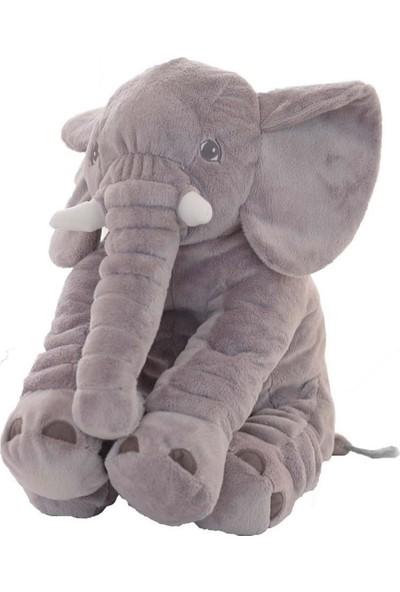 Babymoda Uyku Arkadaşım Polar Uyku Fili 65 cm