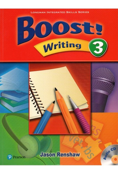 Boost! Writing 3