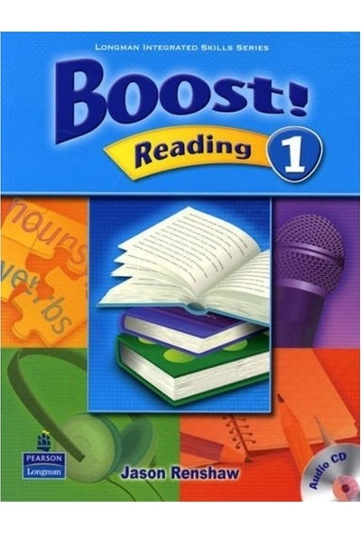 Boost! Reading 4