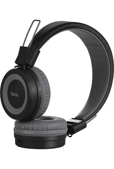 Hoco Bluetooth Kablosuz Kulaklık Mikrofonlu Büyük Oyun Kulaklığı (Yurt Dışından)