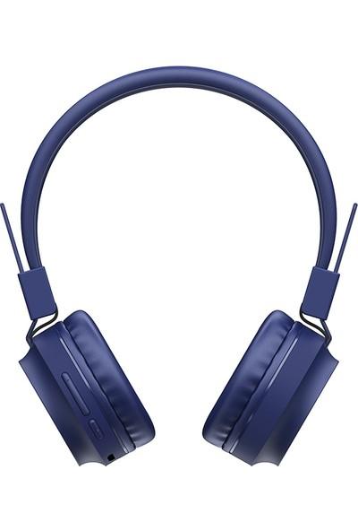 Hoco W25 Bluetooth Kulaklık Kablosuz Spor Katlanabilir (Yurt Dışından)