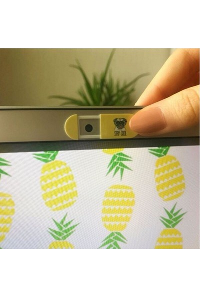 Funsylab Laptop & Tablet Kamera Kapatıcı | Pug