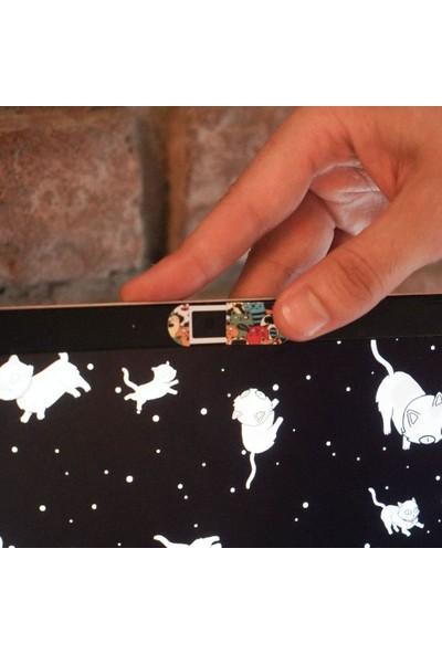 Funsylab Laptop Kamera Kapatıcı | Cats