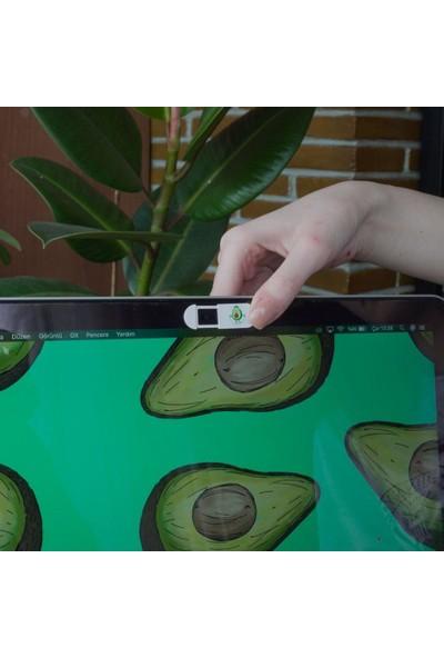 Funsylab Laptop Kamera Kapatıcı | Avokado