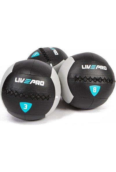Livepro LP8100 12 kg Duvar Topu - Wallball