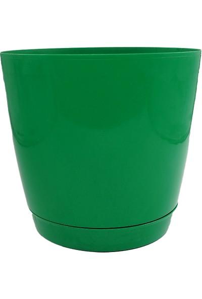 Şenyayla Dekora Yeşil Saksı 5 No
