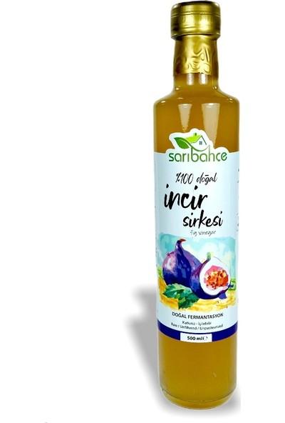 Sarıbahçe Incir Sirkesi Doğal Fermente 500 ml