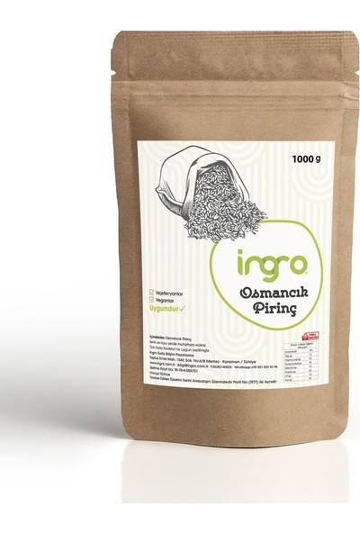 İngro Glutensiz Osmancık Pirinç 1 kg