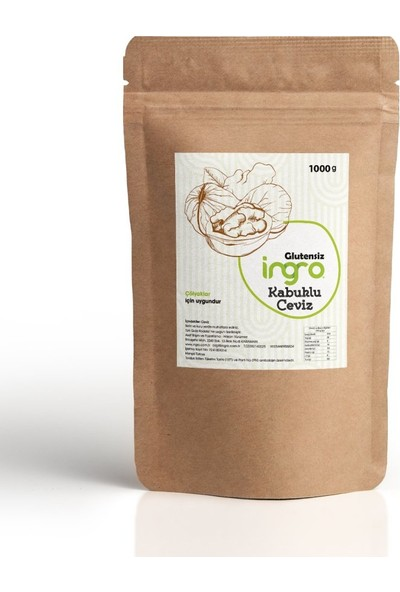 İngro Kabuklu Ceviz 1 kg