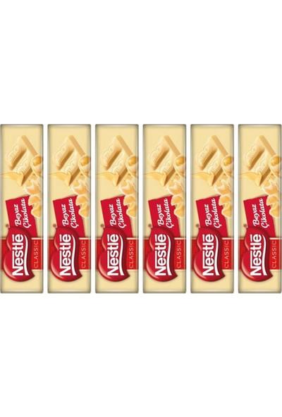 Nestle Beyaz Baton 30 Gr 6'lı
