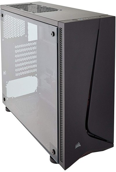 Corsair CC-901152-EU SPEC-05 VS650 Watt 80 Plus PSU ATX Midi Tower Bilgisayar Kasası