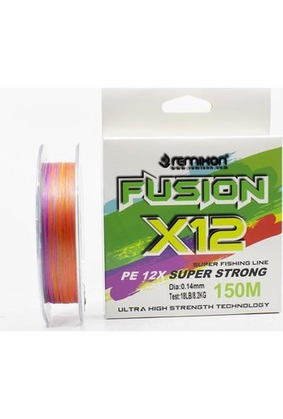 Remixon Fusion 150 m x 12 Multi Color Ip Misina