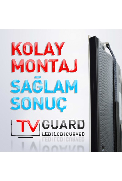 "Tv Guard 55"" Lg 55SM8000PLA Ekran Koruyucu Panel"