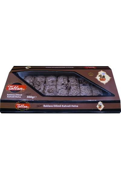Tatlan Mini Baklava Dilimi Kakaolu Tahin Helvası 300 gr