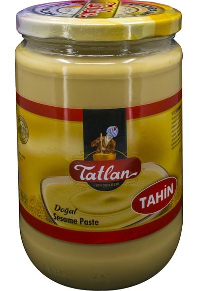 Tatlan Tahin Cam Kavanoz 600 gr