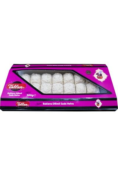 Tatlan Mini Baklava Dilimi Sade Tahin Helvası 300 gr