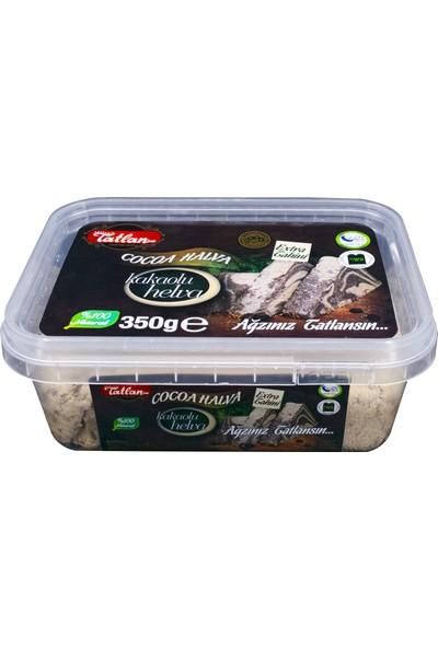 Tatlan Kakaolu Tahin Helvası Kase 350 gr