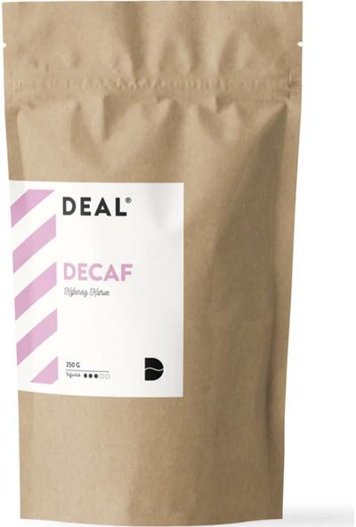 Deal Coffee Decaf Coffee - Kafeinsiz Kahve French Press 250 gr