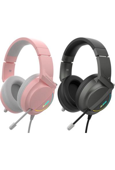 Ajazz AX365 7.1 Kanal Surround Gaming Headset Gürültü Önleyici Kulaklık (Yurt Dışından)