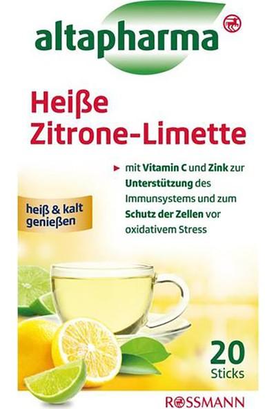 Altapharma C Vitamini 20'li Saşe Misket Limonu