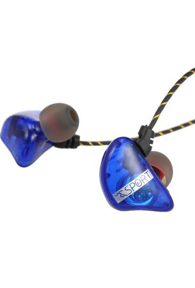 Buyfun 3.5 mm Kablolu Müzik Akıllı Kulaklık (Yurt Dışından)