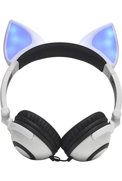 Buyfun LX-X109 Katlanabilir Fox Pc Laptop İçin Kulaklık (Yurt Dışından)