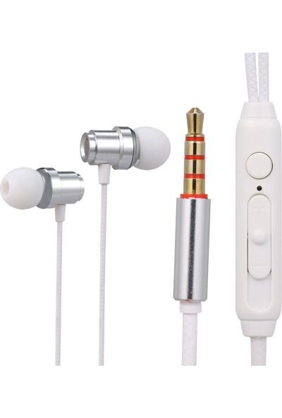 Buyfun İçi Kablolu Akıllı Kulaklık (Yurt Dışından)