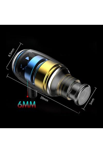 Buyfun Uyku Yumuşak Silikon 3.5 mm Kulaklık (Yurt Dışından)