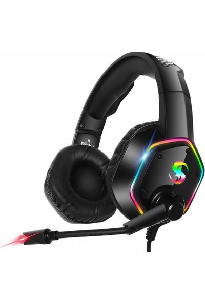 Kubite K-15 Oyun 3.5 mm + USB Fiş Stereo Aşırı Kulaklık (Yurt Dışından)