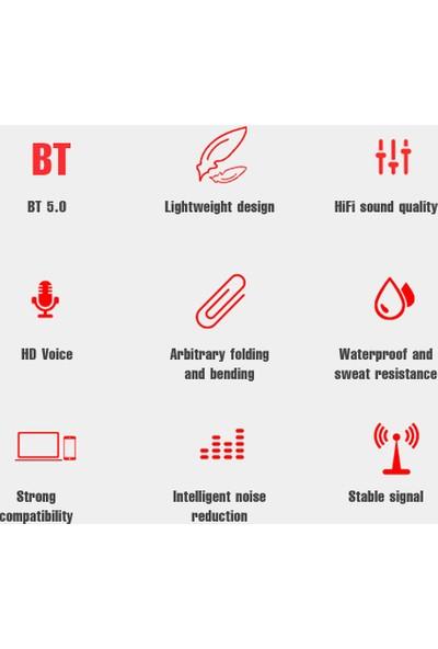 Lenovo HE06 Kablosuz Mini Akıllı Bluetooth Kulaklık (Yurt Dışından)
