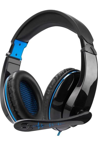 Letton L5 3.5 mm Gaming Headset Aşırı Kulaklık (Yurt Dışından)