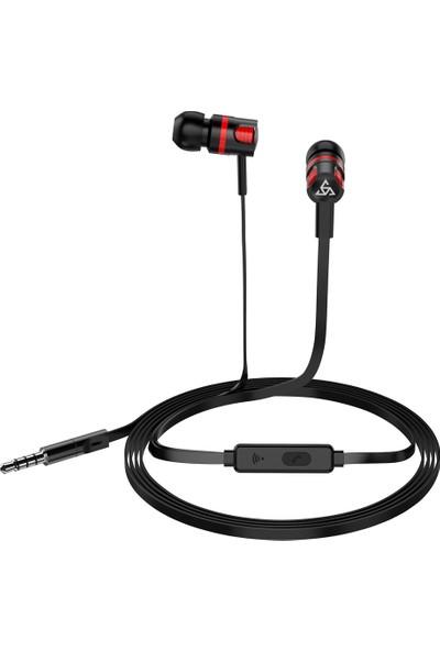 Ptm Kablolu İçi Stereo Gaming Headset Kulaklık (Yurt Dışından)