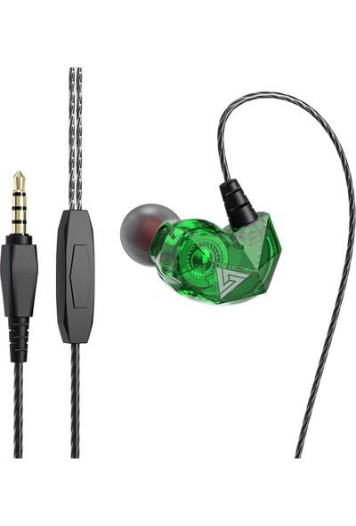 Qkz Ak2 3.5 mm Kablolu İçi Kulaklık (Yurt Dışından)