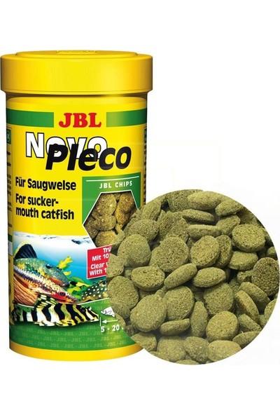 Jbl Novo Pleco Vatoz İçin Tablet Yem 100'lü