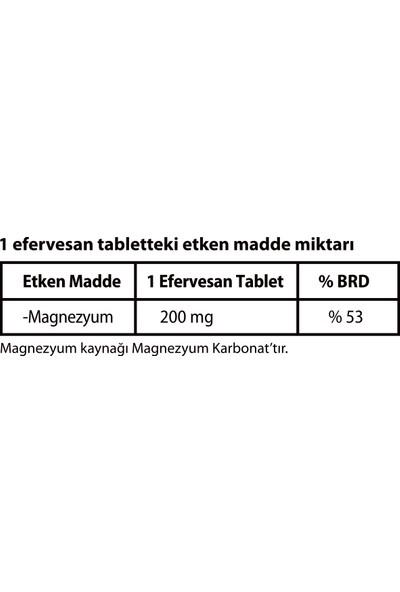 Altapharma Suda Eriyen Tablet 20'li Magnezyum