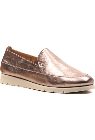Wave Günlük Babet Ayakkabı Bronz 8051