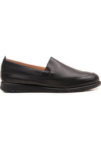 Wave Günlük Babet Ayakkabı Siyah 8051