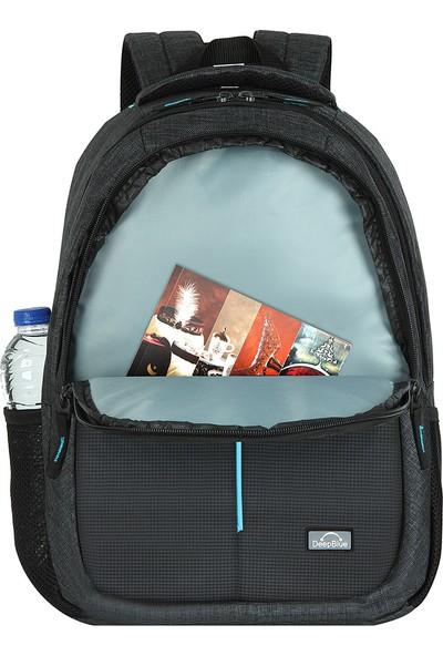 """Deepblue DP-900 15.6"""" Notebook Sırt Çantası Gri - Mavi"""