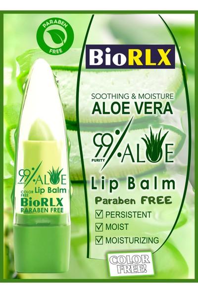 Biorlx 99% Purity Aloe Vera Color Free (Renksiz) And Paraben Free(Parabensiz) 1 Adet